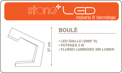 led giallo
